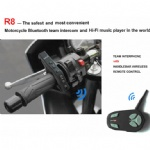 R8 Group Talkie with wireless remote control
