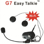 G7 Easy Talkie bluetooth helmet intercom